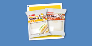 ランチパックに使われる食パンの耳はどうなっている?